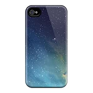 New Customized Design Space For Iphone 4/4s Cases Comfortable For Lovers And Friends For Christmas Gifts