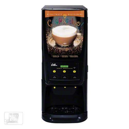 Curtis (PCGT3700) - 3 Flavor Primo Cappuccino Dispenser - Factory Pre Set