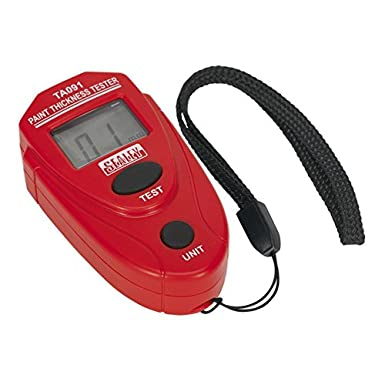 Sealey Ta091 Paint Thickness Gauge Amazon Business Industry