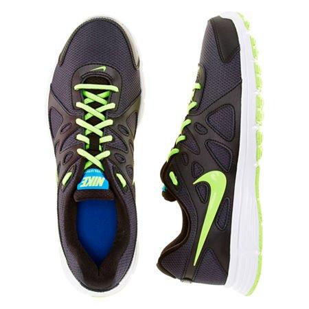 Revolutionrunning Zapatos Anthracite Volt/Black/White