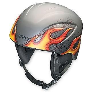 Giro Ricochet helmet Kids Ski snowboard Helmet flame NEW, Outdoor Stuffs