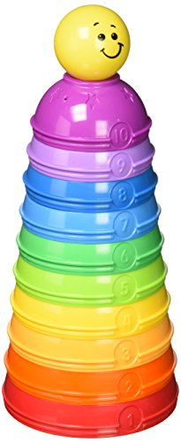 Fisher Price Brilliant Basics Stack Roll product image
