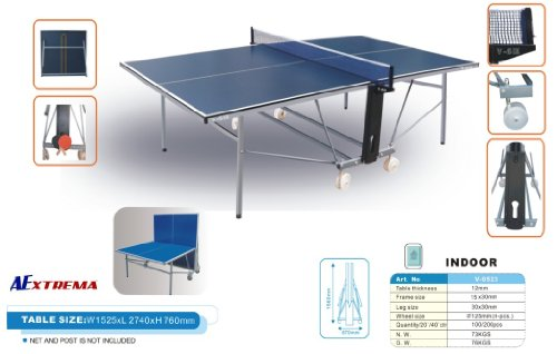 AEXTREMA INDOOR TABLE TENNIS | Table Tennis Table Buy