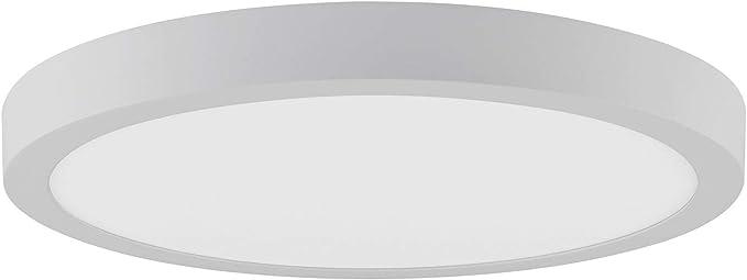 LED Lampe Sensor  Wand /&  Deckenleuchte Aufputz Bewegungsmelder 24 Watt Rund