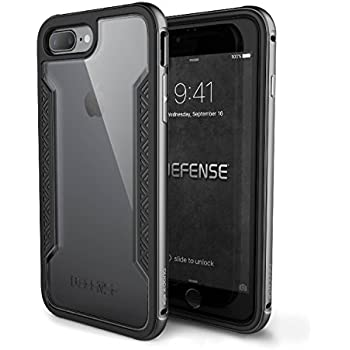 29c7732f4f4 iPhone 7 PLUS Case, X-Doria Defense Shield Series Military Grade Drop  Tested Protective