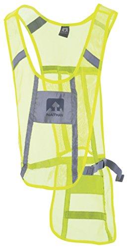 顕微鏡決定的ブリーフケースNATHAN CyclingVest ネイサン サイクリング 反射ベスト Hi-Viz Yellow