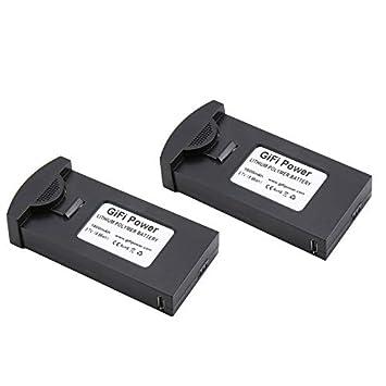 sdfghaWSEfdfghsfgh RC Lipo Batería 3.7 V 1800 mAh Batería Batería ...