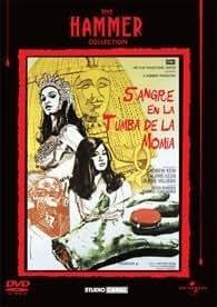 Sangre en la tumba de la momia (The Hammer Collection) [DVD]
