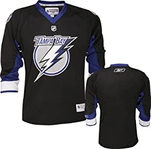 Tampa Bay Lightning Youth NHL Replica Jersey
