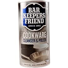 Bar Keepers Friend Cookware Cleanser, 12-Ounce (Pack of 4)