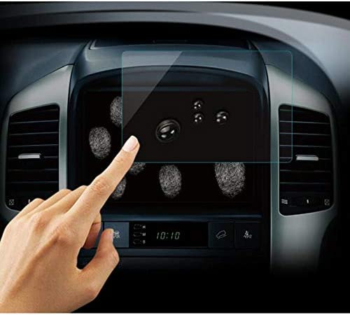 Piaobaige 車の強化ガラススクリーン保護フィルムステッカーGPS LCDガードKIA RIO KX3 K2 K3 KX5 K5ソレントSportage Optima Forte