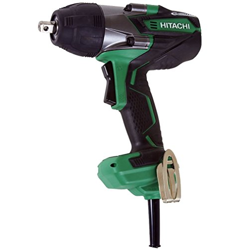 Hitachi WR16SE Brushless Motor Corded Impact Wrench, 1/2-Inch