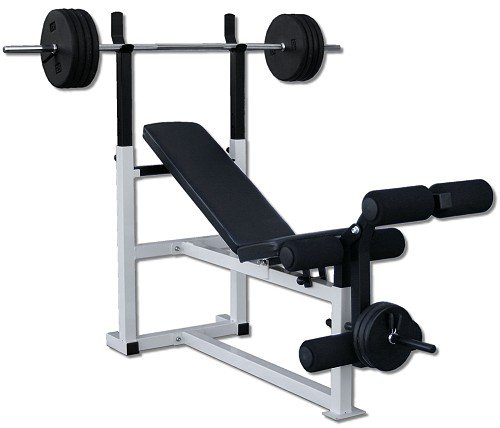 Deltech Fitness Standard Weight Bench by Deltech Fitness