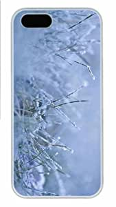 Hot iPhone 5S Customized Unique Print Design Morning Chill New Fashion PC White iPhone 5/5S Cases