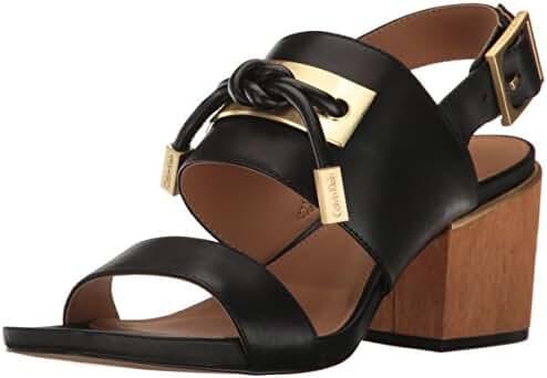 Calvin Klein Women's Jilline Dress Sandal