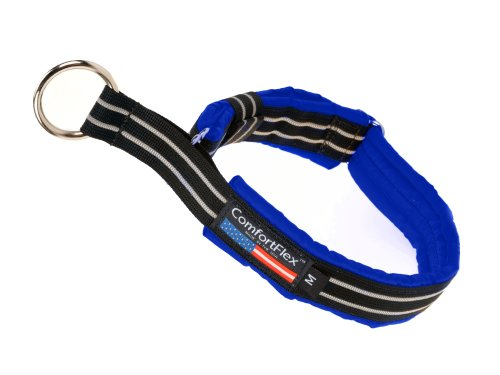 PetPDC ComfortFlex Limited Slip Collar, Large, Mariner, My Pet Supplies