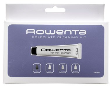 (Rowenta CLOTHES IRON CLEANING KIT-Mfg# ZD100 - Sold As 3 Units)