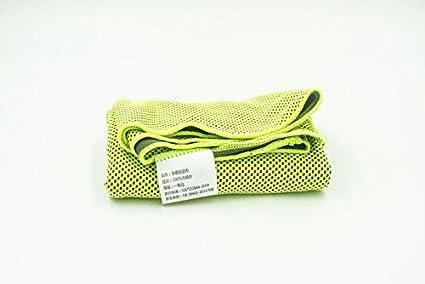 El enfriamiento instantáneo toalla tocador Refrigeración - GreForest Microfibra Extreme ropa refrigeración higiénico ultra suave,