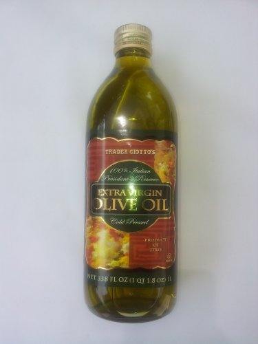 Trader Joe's President's Reserve Cold Pressed Extra Virgin Olive Oil by Trader Joe's