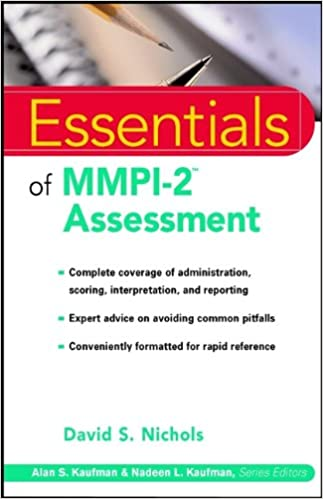 Essentials of mmpi 2 assessment essentials of psychological essentials of mmpi 2 assessment essentials of psychological assessment kindle edition by david s nichols health fitness dieting kindle ebooks fandeluxe