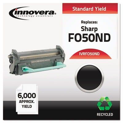 INNOVERA FO50ND Fax toner cartridge for sharp fo-4400/fo-dc500 (fo50nd compat) black