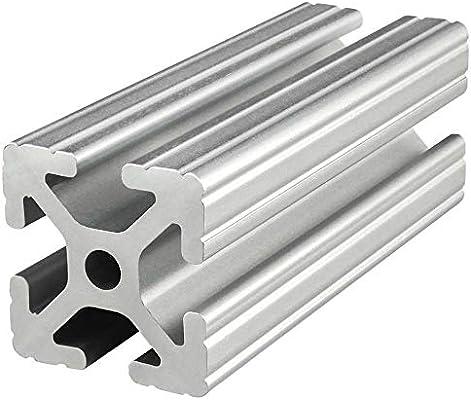"80//20 Inc 15 Series  T-Slot Aluminum Extrusion 1515-ULS-BLACK x 18/"" Long N"