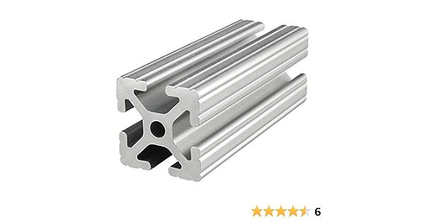 "100pcs 5//16/""-18 Slide in T-Nut Aluminum T-Slot 80//20 15 Series 40 Series"