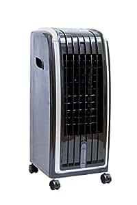 Climatizador de Ambiente con Función Frío y Calor. Modo Purificador y Humidificador con Difusor. Calefactor PTC 1000W/2000W. Mod. ClimaHealth