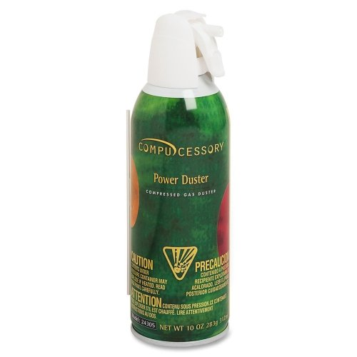 Compucessory CCS24305 Air Duster Cleaning Spray