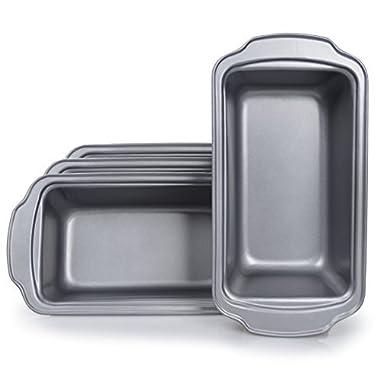 Bakeware Loaf Pans Value 4 Pack