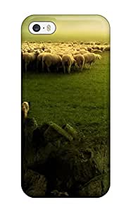 LQAyAhj10429GCseX Anti-scratch Case Cover ZippyDoritEduard Protective Sheep Case For Iphone 5/5s
