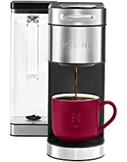 Keurig K-Supreme Plus Single Serve K-Cup Pod Coffee Maker, With Stainless Steel And MultiStream Technology, Silver