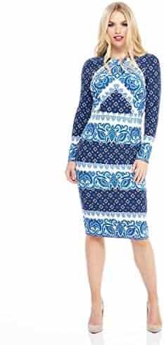 5c64b1d1e219 Shopping 12P - Blues - Long Sleeve - Dresses - Clothing - Women ...