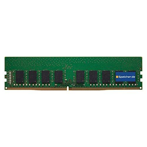 PHS-memory 8GB módulo para Dell PowerEdge T130 DDR4 UDIMM ECC 2400MHz phs-electronic