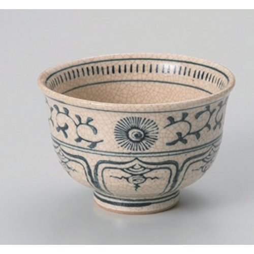 Matcha bowl Annam tea bowl ( of ) [12 x 8.5cm] Tsuchimono strengthening Japanese instrument Liquor restaurant for hotel business by Crockery Honpo
