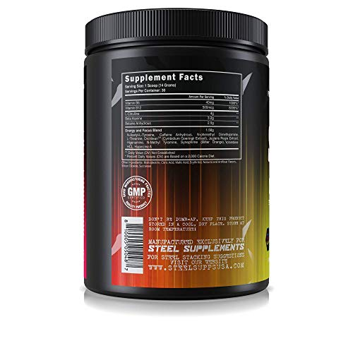 Buy the best pre-workout supplement