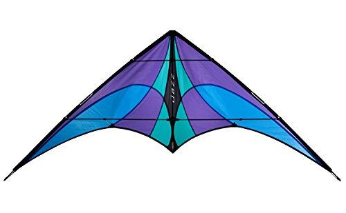 Prism Jazz Dual-line Stunt Kite, Ice (Kite Stunt Prism)