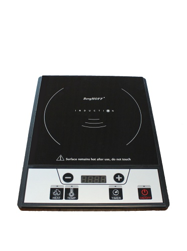BergHOFF 2216760 Tronic Power Induction Stove, Black by Berghoff