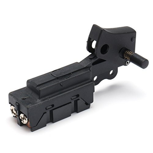 On Lock Button Spst Trigger Switch For Power Tool Cut Off Machine Switch