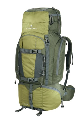Ferrino Transalp 90-Litre Backpack (Green), Outdoor Stuffs