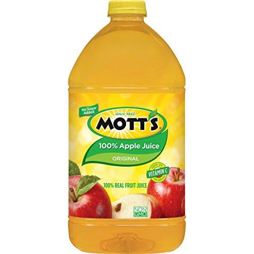 128 oz apple juice - 3