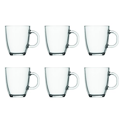 Bodum Bistro Glassware, 12 oz, Clear