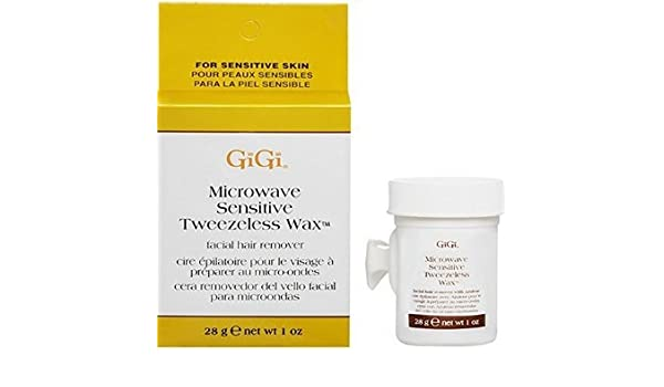 Amazon.com : Gigi No Sting Wax 14 oz. (Pack of 12) : Beauty