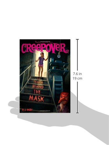 The Terror Behind the Mask (Youre invited to a Creepover): P.J. Night: 9781481404600: Amazon.com: Books