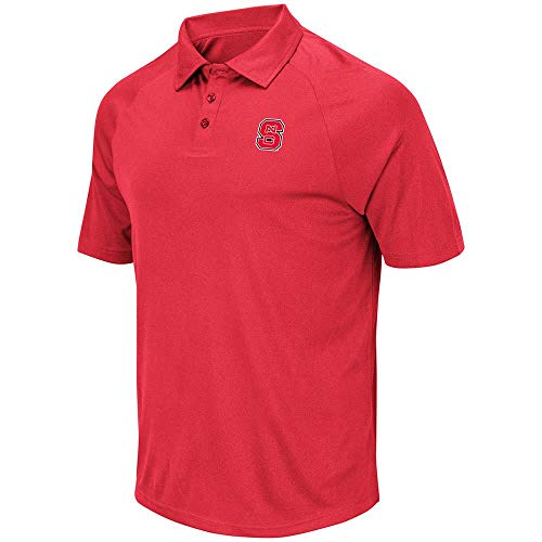 - Mens NC State Wolfpack Wellington Polo Shirt - XL