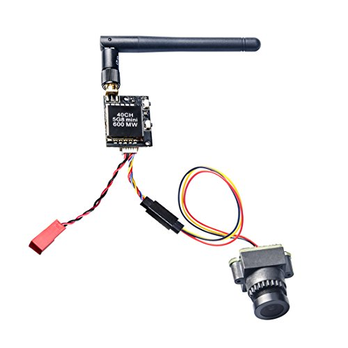 AKK Degree 800TVL Switchable Transmitter
