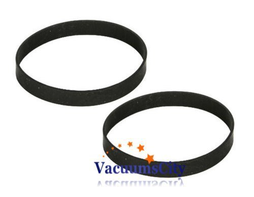 Hoover UH-20040 Sprint Upright Vacuum Cleaner Flat Belts 2 Pk Part # (Flat Vacuum Belt)