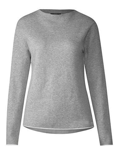 Grau Grey 20327 Melange Mujer mineral Cecil Sudadera Para qX0xOt