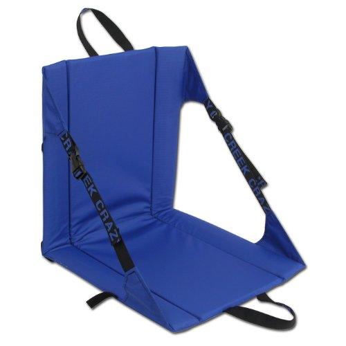 Crazy Creek Original Chair - The Original Lightweight Padded Folding Chair - Royal Blue