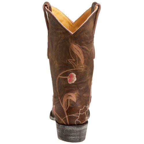 Old Gringo Womens Marsha Cowboy Boot In Ottone Rosa